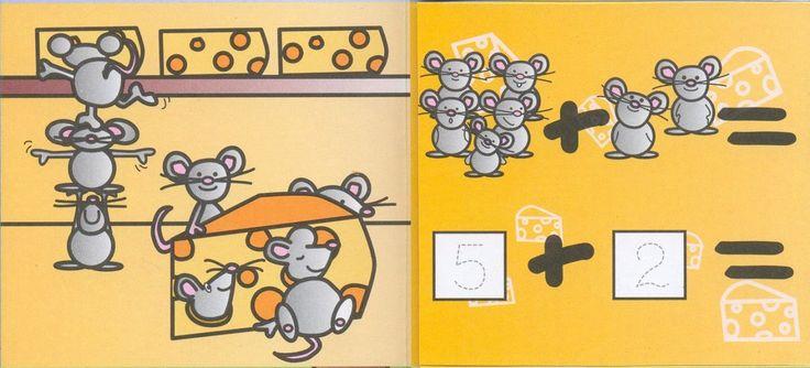 Muizen tellen met kleuters