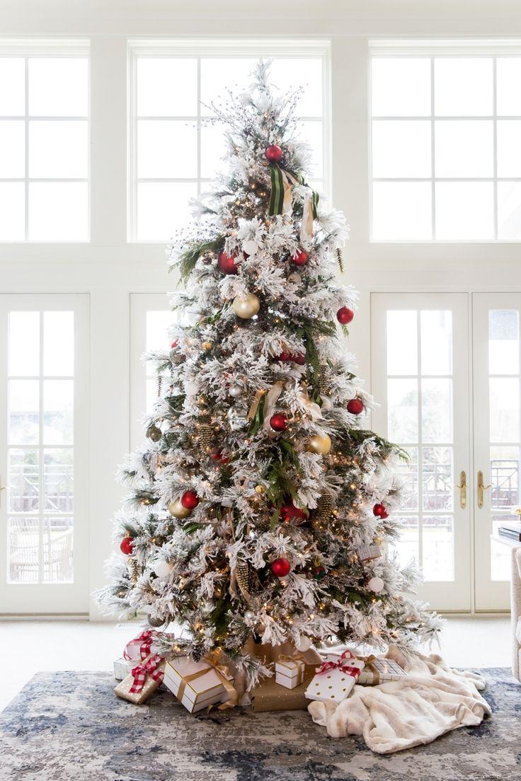 Our home for christmas navidad navidad rboles de - Arboles de navidad elegantes ...