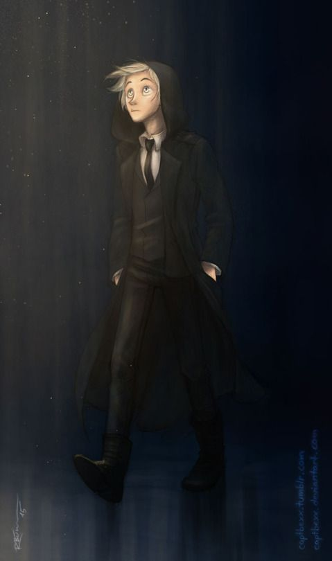 Draco by captbexx