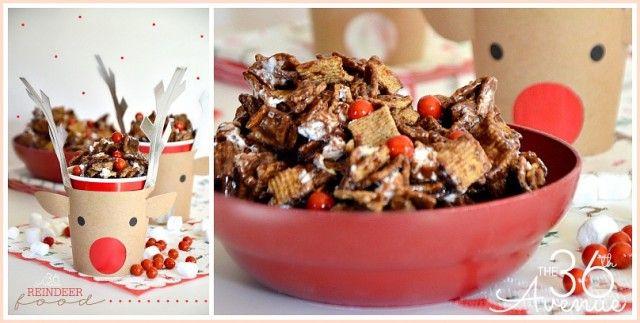 Christmas Recipe - Reindeer Food