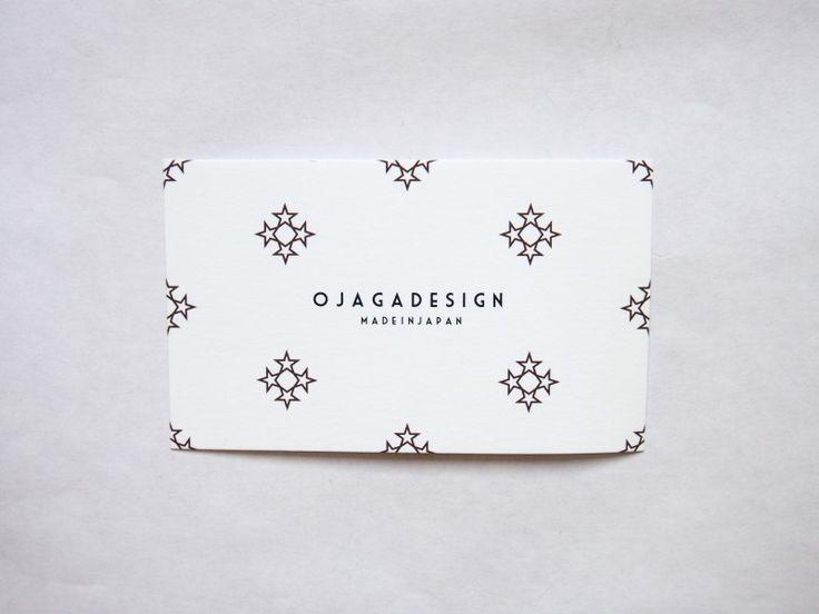 OJAGADESIGN #design #shopcard #japanese