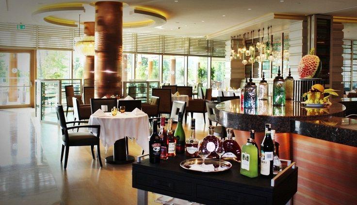 Be our guest at La Spezia Restaurant