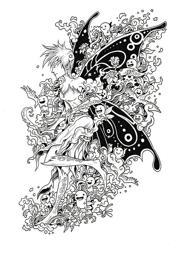 List of Kerby Rosanes Coloring Book Pdf Pict - Best Pictures