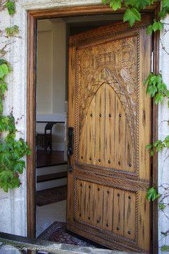 Morrocan Entry Door Model #44 Marrakech - mediterranean - entry - Doors4Home.com