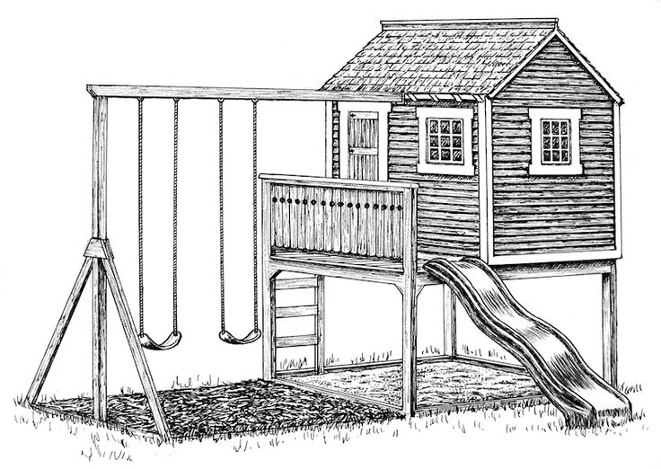 Playhouse Plans, The First Steps To Building Your Own Playhouse