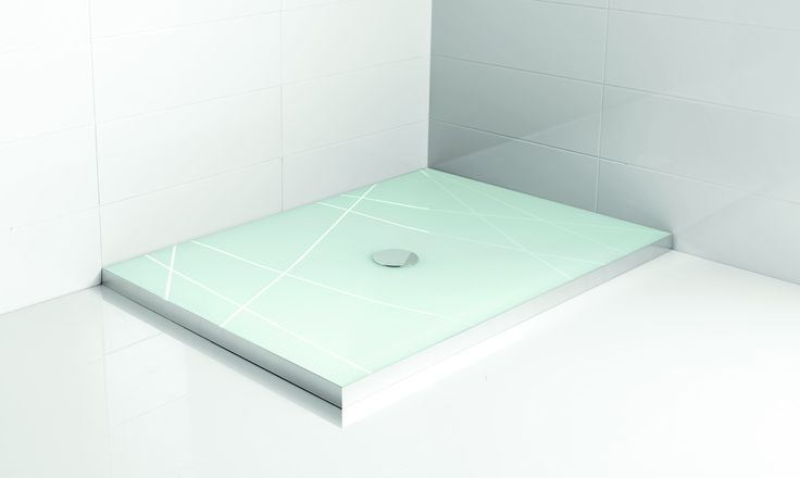 Fuga shower tray by Acquaidro