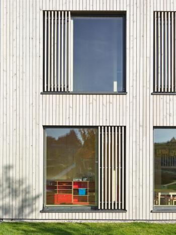 Bau der Woche: Kinderhaus Erding - hirner & riehl