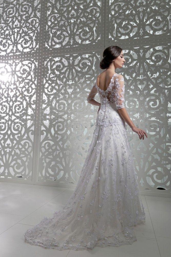 5 Passos para a Escolha do Vestido de Noiva | casamento tradicional, campo e praia