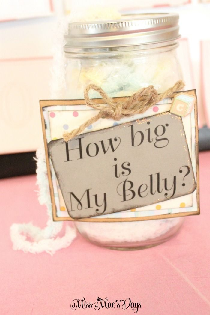 """How Big is My Belly Baby Shower Game. Plan an adorable Baby Sprinkle! Find tips and inspiration for planning an amazing baby shower """"sprinkle"""" for mom-to-be! Grab my FREE planning printables, FREE banner printables and sign up for my eCourse where you can plan a baby shower in 5 days with any budget and no crafting experience!"""