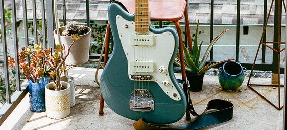 Things You Should Never Do to Your Guitar — 5 no-no's that will make your guitar gently weep.       #Fender #Jazzmaster #Music #Musician #DYK #Tips #List #Article #Clean #Cleaning #Care #Upkeep #Home #Listicle #Infograph #Guitar #Guitars #Guitarist #GuitarPlayer