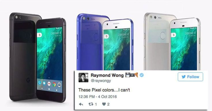 Internet laughs at Google's bizarrely basic Pixel colors - http://howto.hifow.com/internet-laughs-at-googles-bizarrely-basic-pixel-colors/