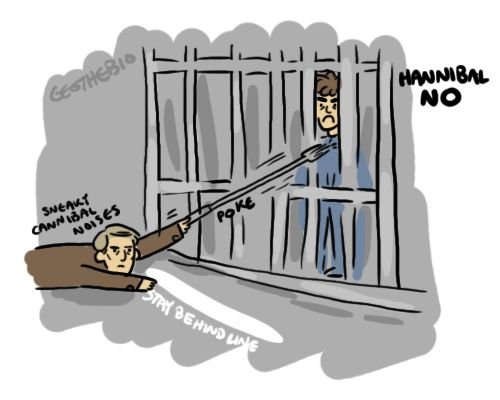 This is too great for words XD Hanni and Will