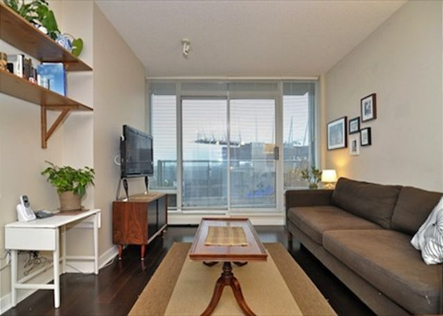Downtown Vacation Rental - VRBO 482283 - 1 BR Vancouver Condo in Canada, Downtown Vancouver Furnished Rental