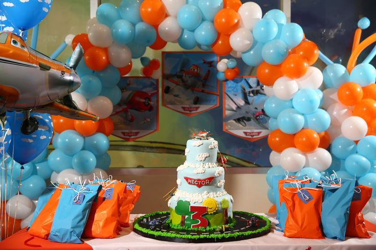 Disney Planes Birthday