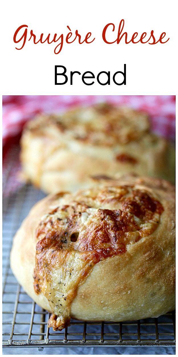 Gruyère Cheese Bread
