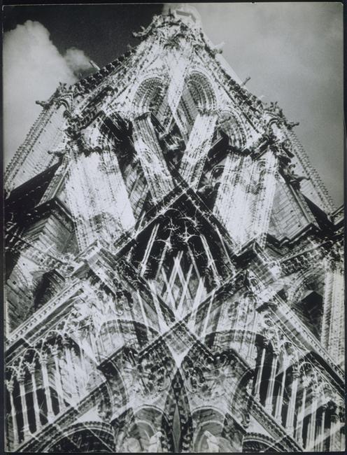 Raoul Hausmann, Nos Dames de Paris, 1936
