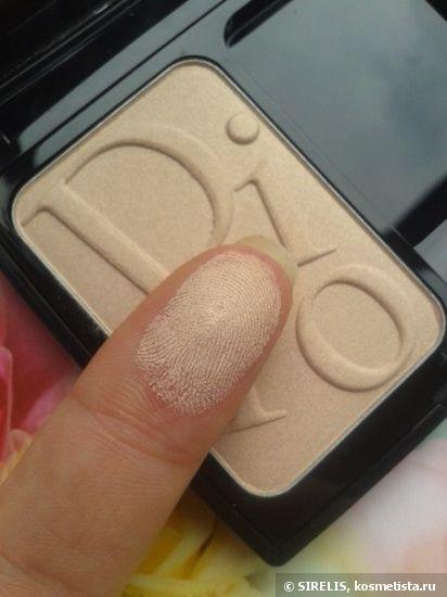 Самая нежная.Самая скромная. Самая сияющая пудра для лица Dior Diorskin Nude Cosmopolite Illuminating Face Powder Fall 2015 отзывы — Отзывы о косметике — Косметиста