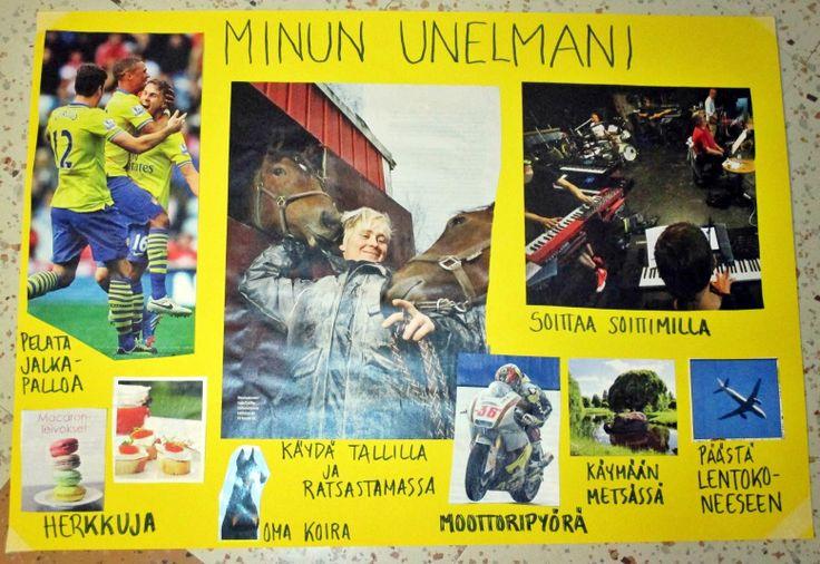 Hyvän elämän vallankumous Kuusamossa aloitetaan unelmien aarrekartoilla. http://kuusamo.blogspot.fi