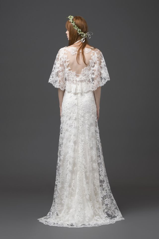 Robe de mariée  Antares  par Alberta Ferretti 2015