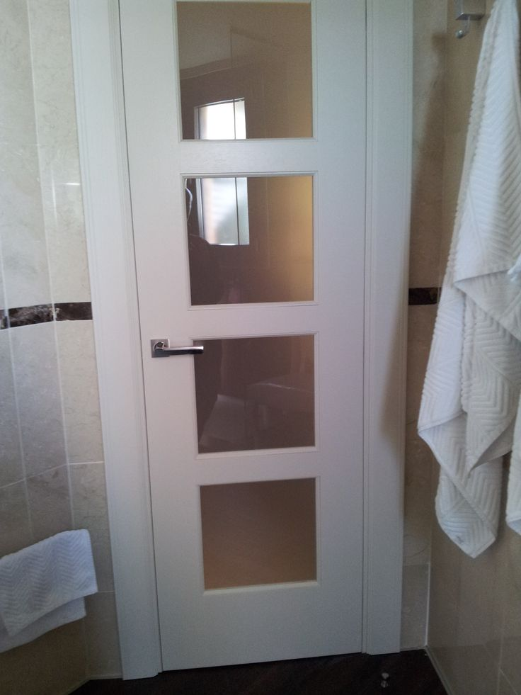 Puerta lacada vidriera para su hogar pinterest - Vidrieras para puertas ...