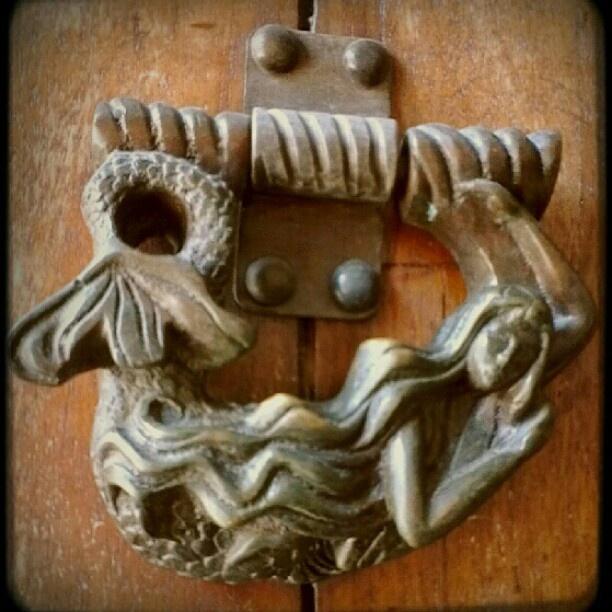 #batacchio #picapuerta #doorknocker