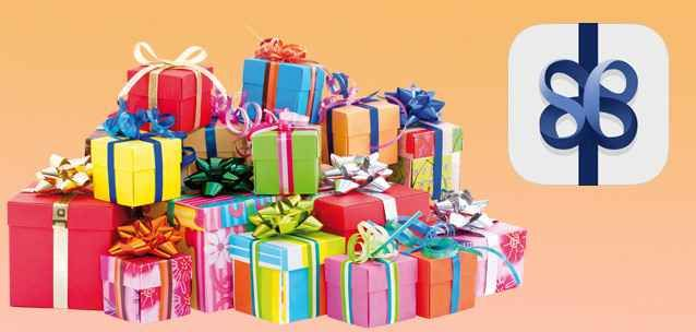 OPEN GIFT per Android e iPhone - l'app social per fare il regalo perfetto agli amici! #android #iphone #regali #natale #applicazion
