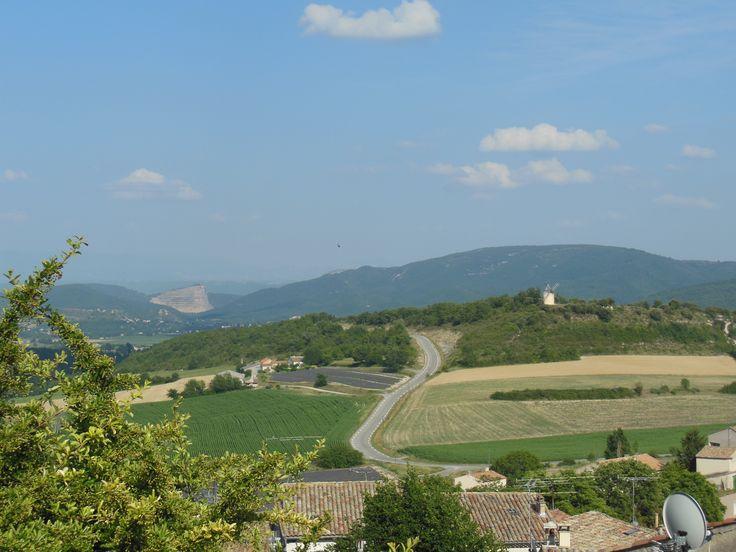Alrededors de Sant Micheu de l'Observatori.
