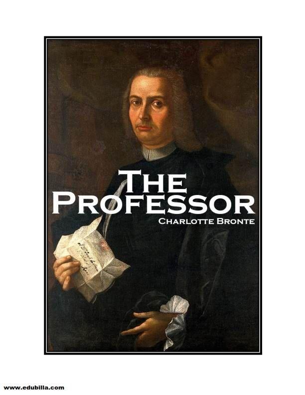#education #edubilla #onbooks The Professor by Charlotte Bronte fiction Onbook   Edubilla.com