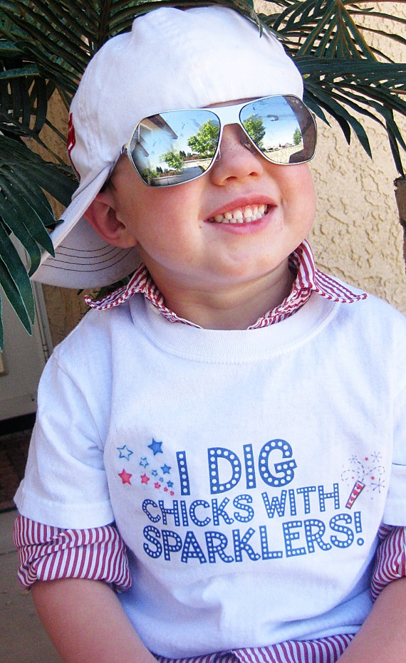 Boys lil dude 4th of July Tee by lilsteinstyles on Etsy, $8.99
