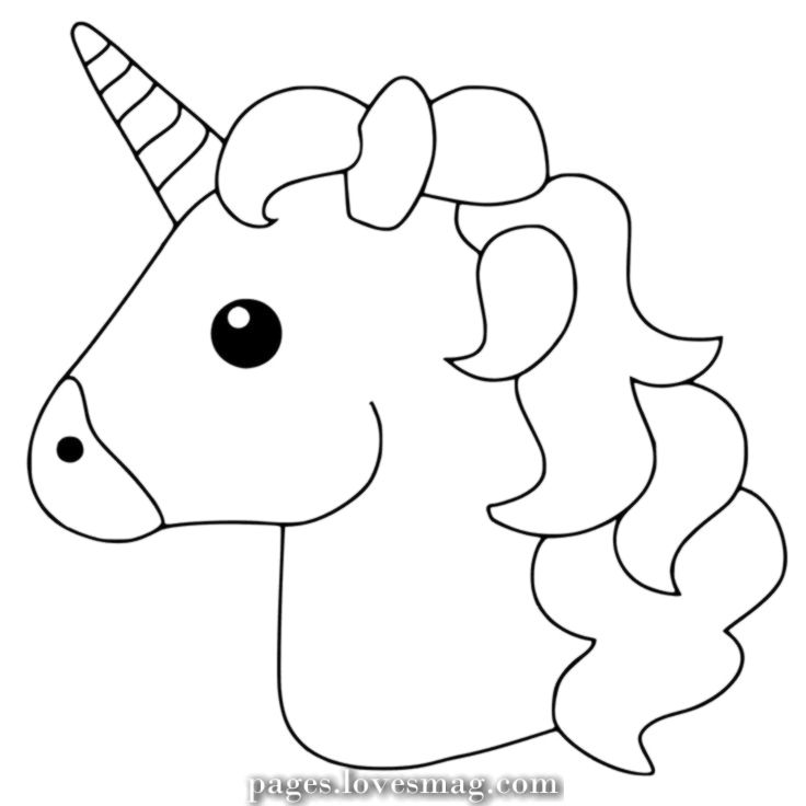 Charismatic Unicorn Emoji Coloring Pages Free Web Page Emoji Coloring Pages Unicorn Coloring Pages Unicorn Emoji