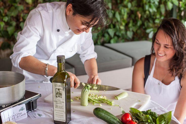 la scuola di cucina - cooking class