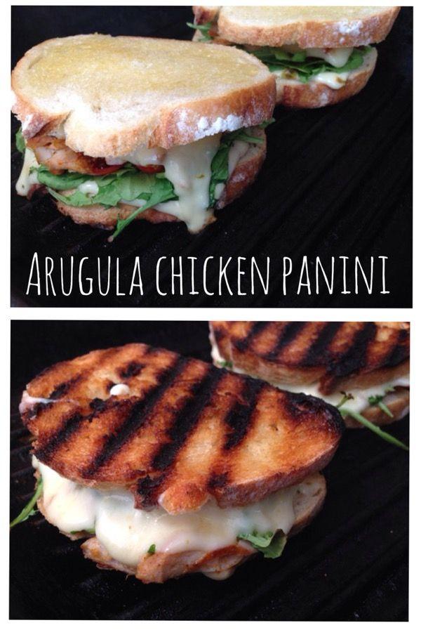25+ bästa Chicken panini idéerna på Pinterest   Smörgåsar ...