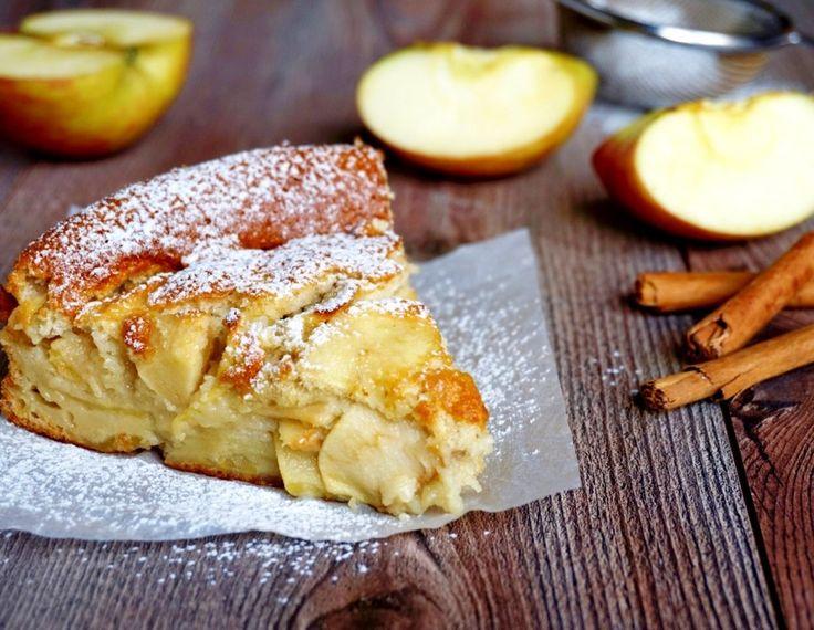 Σήμερα φτιάχνουμε μηλόπιτα με χαμηλά λιπαρά