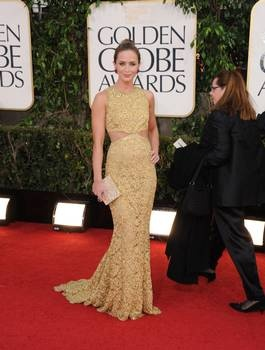 Golden Globe - Emely Blunt