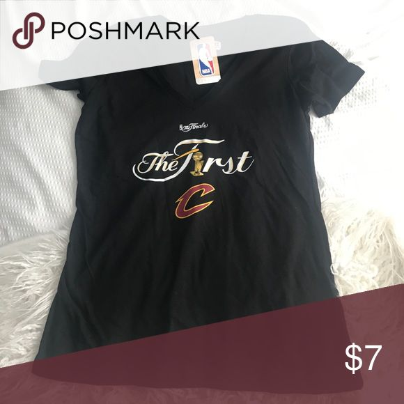 Cavs final shirt Bought at cavs play off game never worn Tops Tees - Short Sleeve