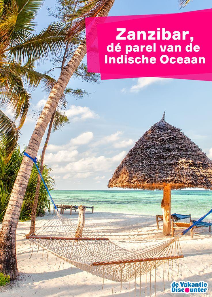 In de Indische Oceaan, aan de oostkust van Afrika, vind je het tropische eiland Zanzibar. Zanzibar staat garant voor een ultieme (winter)zonvakantie. Dit eiland is net zo tropisch als de naam je doet vermoeden. Hoofdingrediënten van het eiland zijn een azuurblauwe zee, parelwitte stranden omgeven door palmbomen én een relaxte sfeer. Welkom vakantiegevoel!