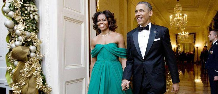 Uma 'rocha' na Casa Branca: biografia fala da influência de Michelle Obama. http://glo.bo/1DP4L0N
