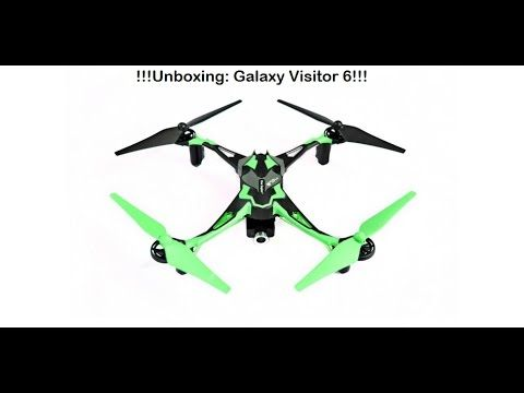 Unboxing Quadrocopter Galaxy visitor 6 - Get it on Amazon:  http://www.amazon.com/dp/B015MQEF2K - http://outdoors.tronnixx.com/uncategorized/unboxing-quadrocopter-galaxy-visitor-6/