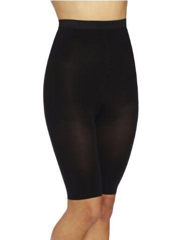 L Eggs Women S Profiles High Waist Mid Thigh Shapewear