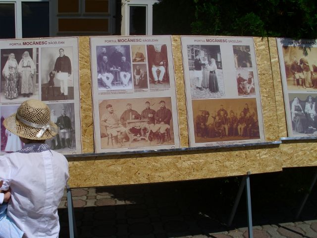 Exposition in Sacele