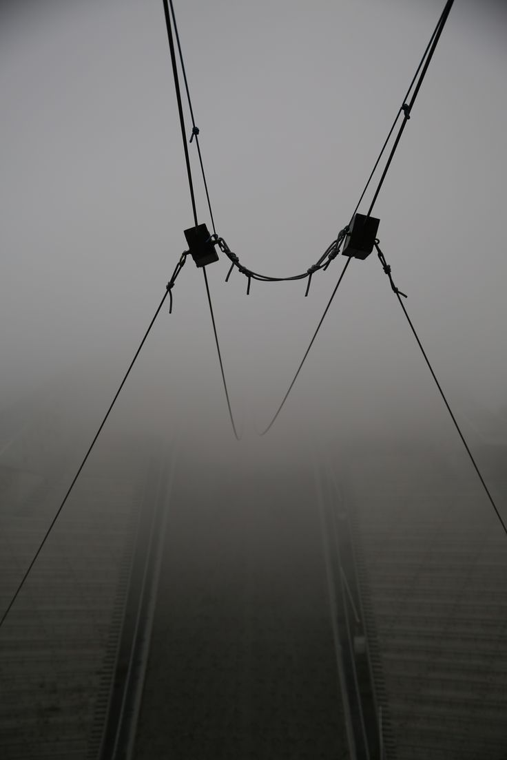 Rain? Foggy? Use it  :)  Holmenkollen / Oslo