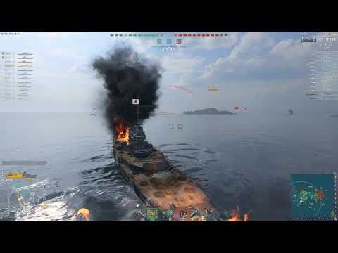 PC Game ) - World of Warships - GAMEPLAY WITH SOUND -TESTING