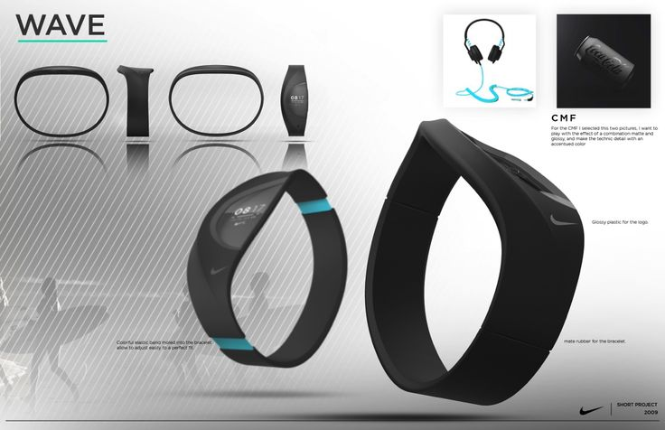 NIKE watch_WAVE by guillaume sailly at Coroflot.com