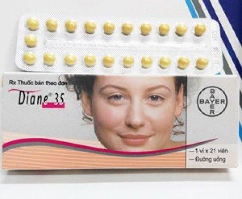 Thuốc Diane 35 của hãng dược Bayer Đức là loại thuốc dùng để phòng tránh thai và có tác dụng thần kỳ trong việc điều trị mụn trứng cá rất hiệu quả.