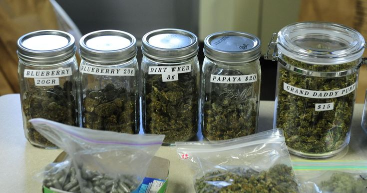Medical pot enforcement higher ahead of new law - The Detroit News