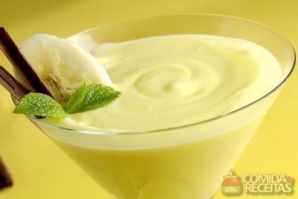 Receita de Mousse de banana com limão em receitas de musses, veja essa e outras receitas aqui!