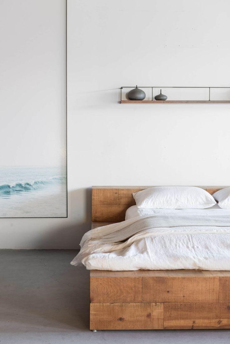 25+ best ideas about Platform Bed Frame on Pinterest | Diy bed ... - 25+ best ideas about Platform Bed Frame on Pinterest | Diy bed frame,  Platform beds ideas and Diy platform bed frame