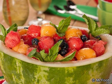 9 Fun Recipes for Fruit Salad