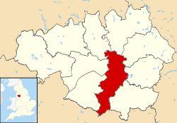 Manchester, England (surname Pendleton)