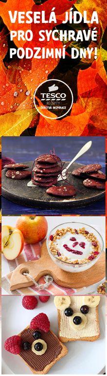 Vyzkoušejte naše veselá jídla pro zlepšení nálady!